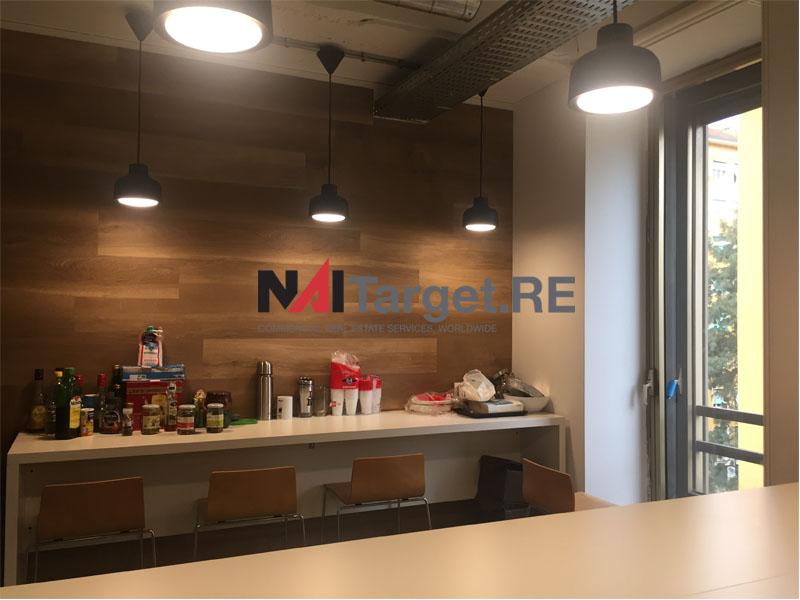 Affitto Ufficio Milano Lambrate 20134 Via Rombon