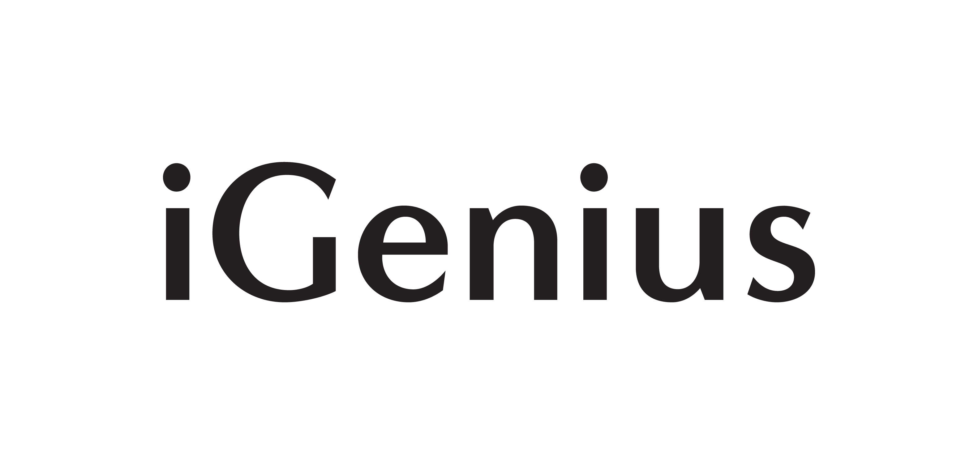 iGenius Logotype